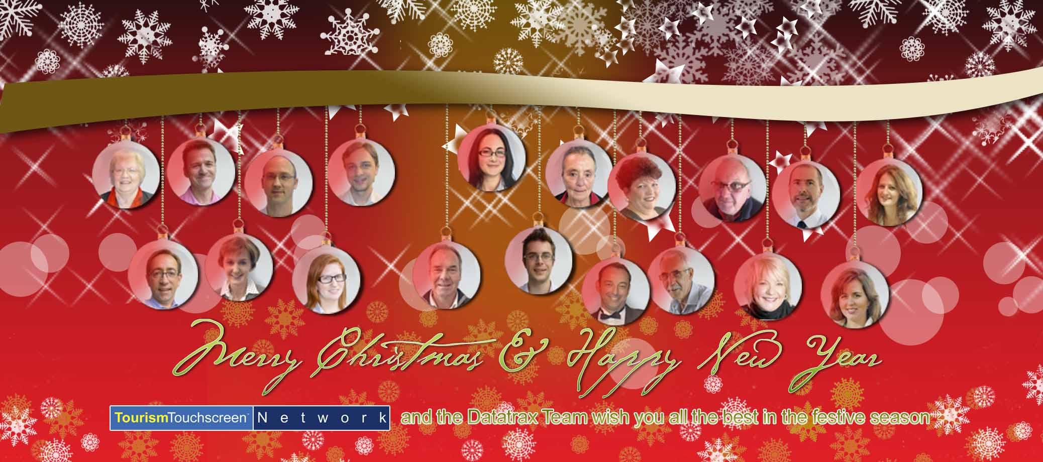 2014 Datatrax Team Christmas