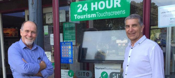 Kia Ora New Zealand – So many kiosks, so little time!