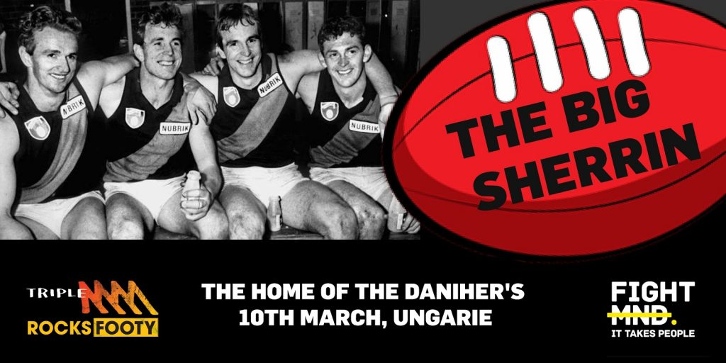 Bland Shire The Big Sherrin