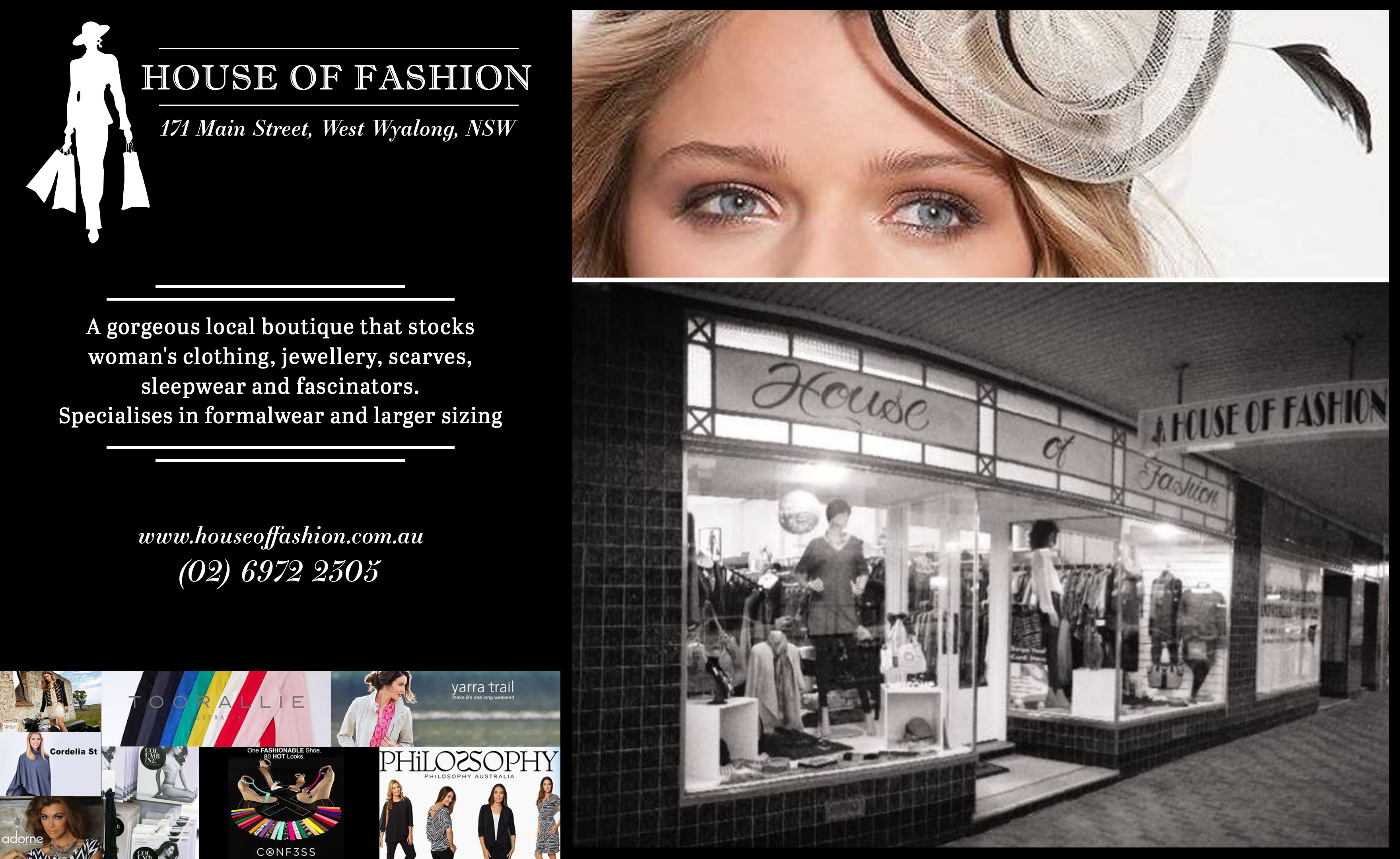 House of Fashion West Wyalong