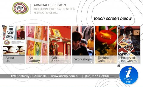 Armidale & Region Aboriginal Cultural Centre & Keeping Place