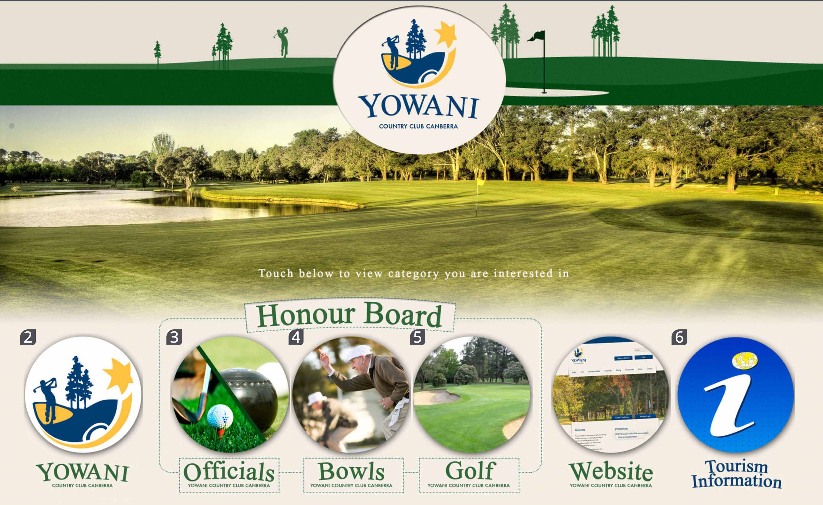 Yowani Golf Club