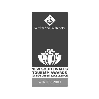 NSW Winner 2003