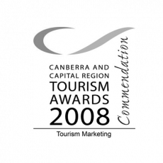 ACT Tourism Awards 2008