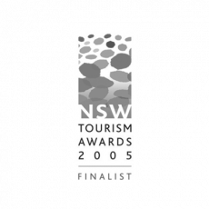 NSW Tourism Awards 2005