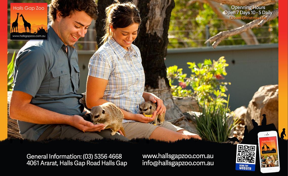 Halls Gap Zoo